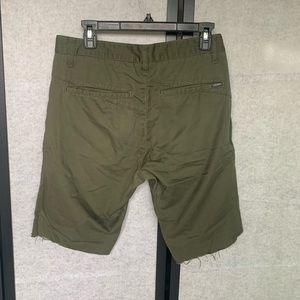 Volcom Shorts - Olive Garden Men's Volvo's shorts